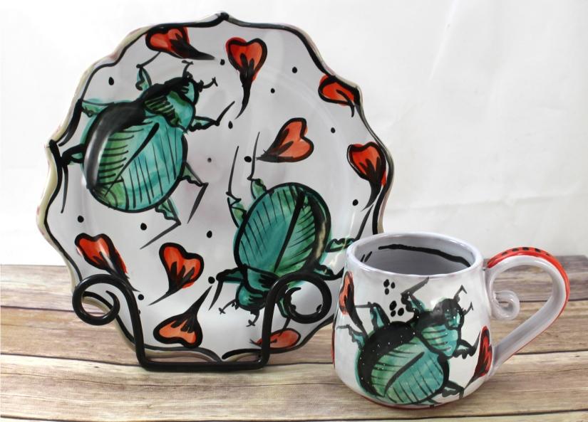 AmyKing-plate.mug-beetle