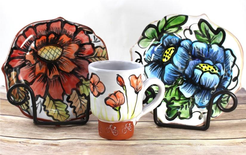 AmyKing-plates.mug-floralsvar